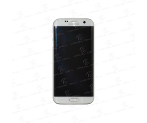 DISPLAY COMPLETO SAMSUNG GALAXY S7 EDGE (G935) BRANCO