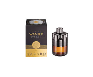 PERFUME AZZARO WANTED BY NIGHT EAU DE PARFUM MASCULINO 100 ML