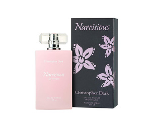 PERFUME CHRISTOPHER DARK NARCISIOUS EAU DE PARFUM FEMININO 100 ML