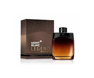 PERFUME MONTBLANC LEGEND NIGHT EAU DE PARFUM MASCULINO 100 ML