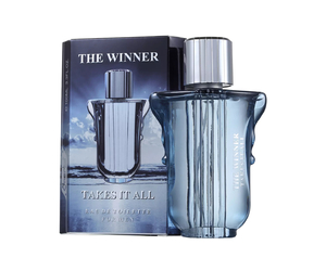 PERFUME THE WINNER EAU DE TOILETTE MASCULINO (SEMELHANTE INVICTUS) 100 ML