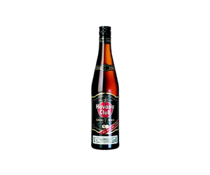 RUM HAVANA CLUB ANEJO 7 ANOS BLACK 750 ML