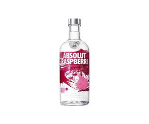 VODKA ABSOLUT RASPBERRI 1 L