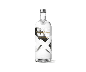 VODKA ABSOLUT VANILIA FLAVORED 1 L