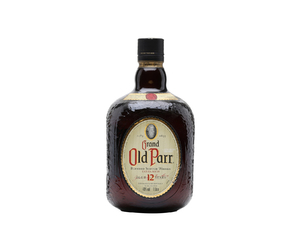 WHISKY GRAND OLD PARR BLENDED SCOTCH 12 ANOS 1 L