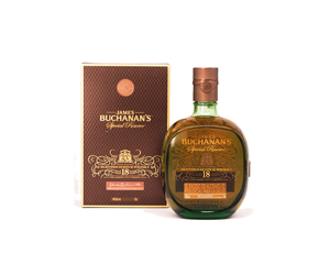 WHISKY JAMES BUCHANANS ESPECIAL 18 ANOS 750ML