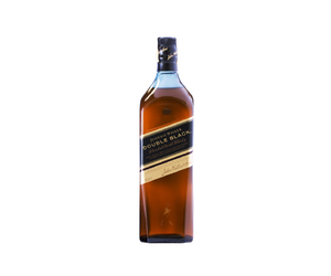 WHISKY JOHNNIE WALKER DOUBLE BLACK 1 L